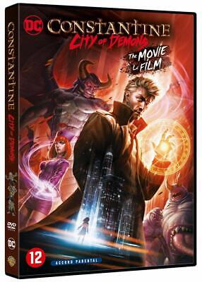 [DVD] Film Constantine : City of Demons - Le Film - NEUF SOUS BLISTER