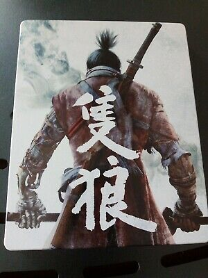 Sekiro Shadows Die Twice Steelbook Edition