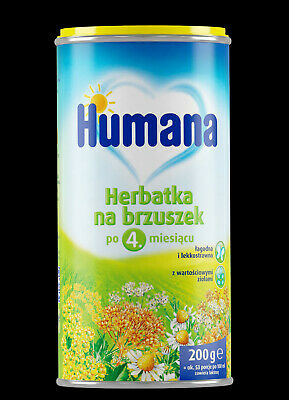 HUMANA Baby Calm Stomach Tea baby children 4m+ 200 gr