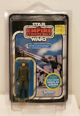 Star Wars The Empire Strikes Back 1982 At-At™ Commander! Unpunched! Kenner 69620