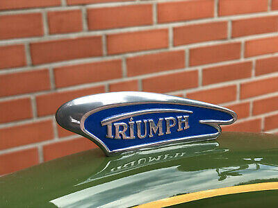 TRIUMPH Knirps Baujahr 1954 nach excellenter Restauration