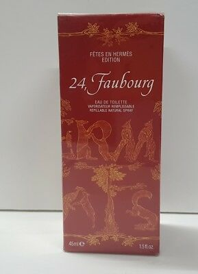 Hermes 24, Faubourg Fetes Edition EDT 45ml,