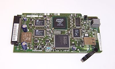 Toshiba Stratagy Giph-X1A Eight Channel Ip Card For Cix40 Chsu40A-A2-A3