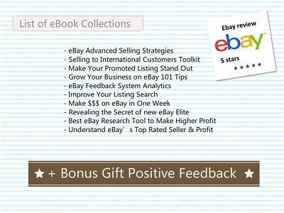 How to Success on Ebay List of eBook PDF Collection Consulting Guide