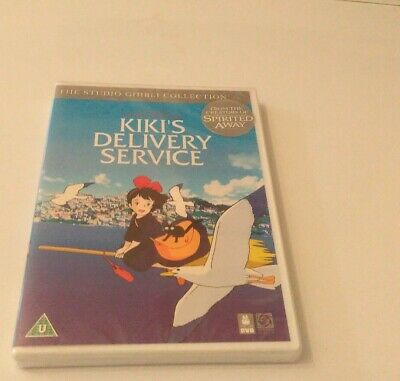 KIKI'S DELIVERY SERVICE DVD NEW & SEALED Studio Ghibli Collection