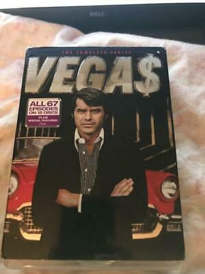 Vega$: The Complete Series (DVD, 2017, 18-Disc Set)***FREE SHIPPING***