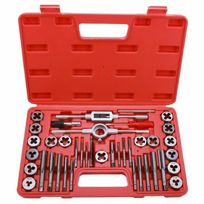 Best Choice 40-Piece Tap and Die Set - SAE Inch Sizes | Essential Threading ...