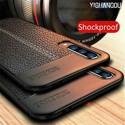 Luxury Carbon Fiber Silicon Shockproof Slim Phone Case Cover For Samsung Galaxy