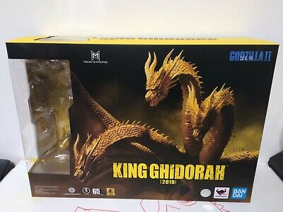 IN STOCK!! S.H Monsterarts 2019 King Ghidorah Godzilla KING OF THE MONSTERS KOTM