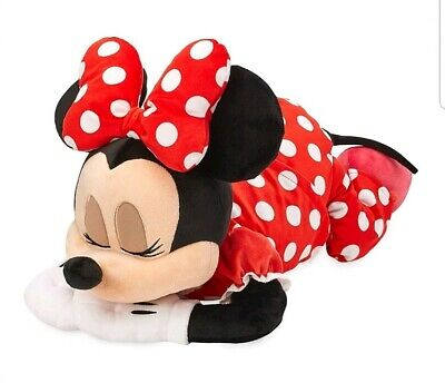 Disney Parks Dream Friends Sleeping Baby Minnie Mouse PJ's  18 inch Plush 2019