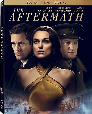 The Aftermath (Blu-ray + DVD + Digital, 2019) **MINT** W/SLIPCOVER