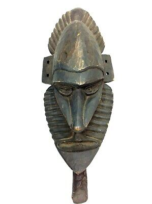 Vintage PNG Hand Carved Mask Papua New Guinea