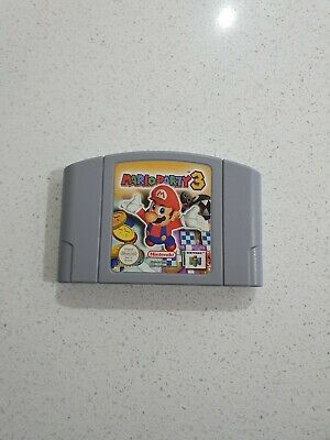 Mario party 3 Nintendo 64 N64 ⭐OZ SELLER GET IT FAST