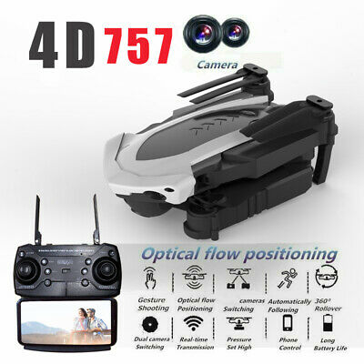 Cooligg Quadcopter Drone S163 3MP 1080P With HD Selfie Camera WiFi FPV Foldable