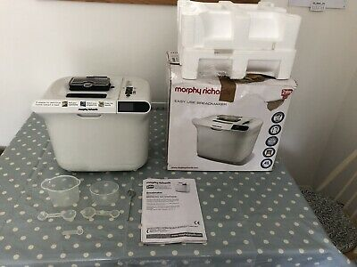 Morphy Richards 48323 Breadmaker. Free UK Post