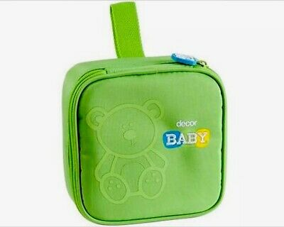Decor Baby Green Quad Insulated Cooler Bag. Brand New.