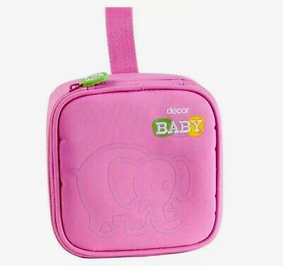 Decor Baby Pink Quad Insulated Cooler Bag. Brand New.