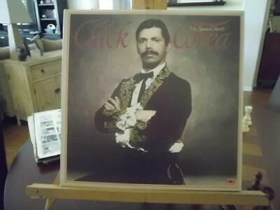 CHICK COREA MY SPANISH HEART 2 LP POLYDOR PD2-9003  1976 Masterdisk M-