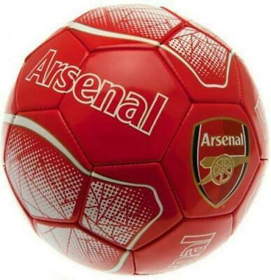 Arsenal F.C. Football Size 5 Red ( Official Licensed Product )