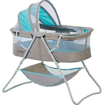 Cradle For Baby Bassinet Girls Boys Portable Crib Bed Infant Sleeper Foldable