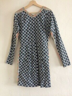 5ad98daf657 BNWT MARNI for H&M geometric print tunic dress RRP £110 size 32 UK ...