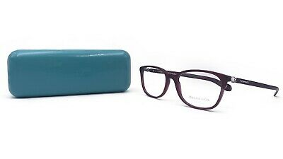 6b5564348051 TIFFANY & CO. Women's Red Burgundy Glasses with case TF 2109-H-B 8003 53mm
