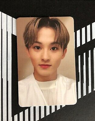 BTS Map of the Soul: Persona Official Photocard V Taehyung Version 4