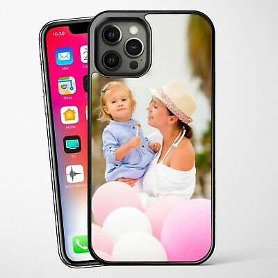Personalised Custom Photo Case Phone Cover For Apple iPhone - Plastic