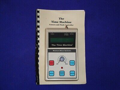 Mumford Micro Systems The Time Machine SHUTTER / FLASH TIMER,UNIT ONLY