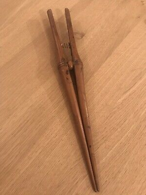 Edwardian / Victorian Wood Glove Stretcher