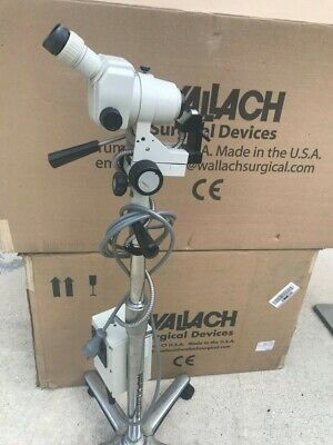 Wallach Zoomstar colposcope