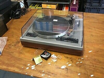 Garrard Model Dd-75. Direct Drive 33/45 Turntable
