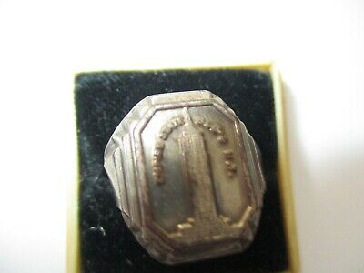 Vintage Empire State Building Ring  New York