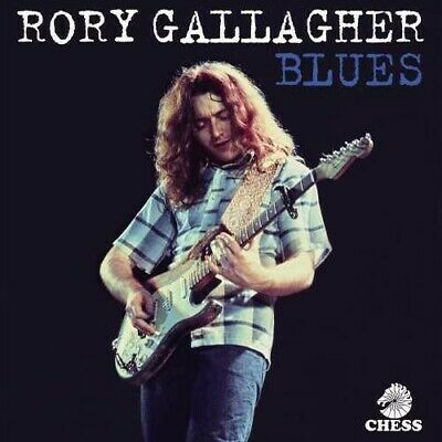 Rory Gallagher Blues 3 CD DIGIPAK NEW