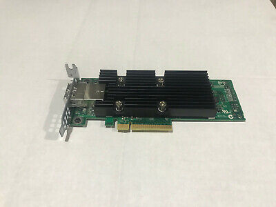 Dell 0T93GD 12G SAS HBA Low Profile Dual Port Adapter D/PN: T93GD