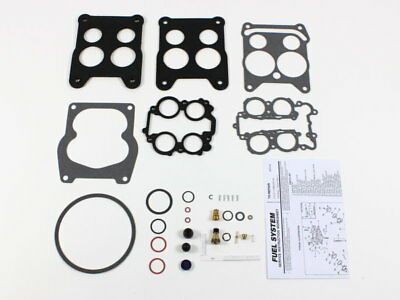 Joints Carburateur Kit Reconditionnement Holley 4360 C 4 Venturi Plymouth