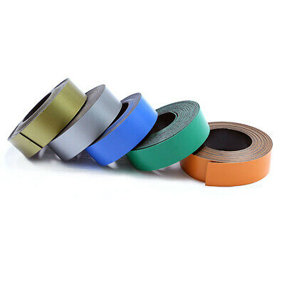 2cm Width Bendable Soft Rubber Strip Magnetic Tape Ribbons For DIY Crafts Tape