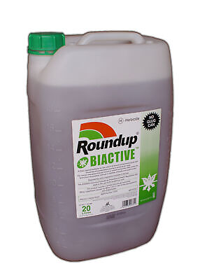 Roundup Proactive Gl 20L Industrial Strength Weed Killer