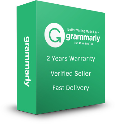 | SALE | Grammarly Premium 2 Year Account | Instant Delivery | Limited Stock