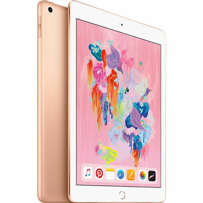 "Apple iPad 9.7""  (2018) 32GB Wifi - Gold"