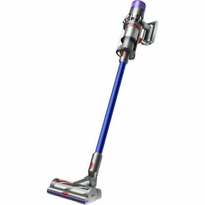 Dyson V11 Torque Drive Cord-Free Vacuum Cleaner - Nickel/Blue