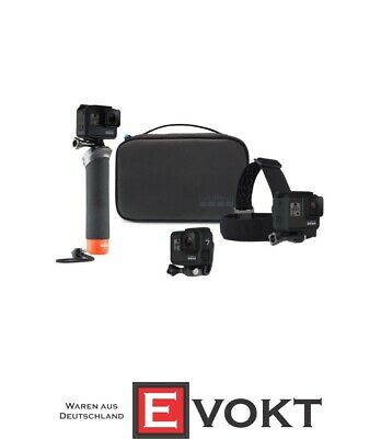 GoPro Adventure Kit Handler, Head Strap, QuickClip, Bag  Accessories SET