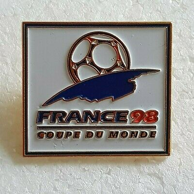 Rare Pins Pin's .. Football Soccer World Cup France 98 Hp Ballon Mondial