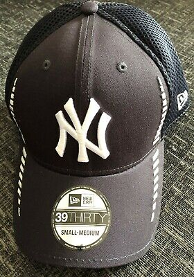 New York Yankees New Era MLB 39THIRTY CAP, Size Small/Medium  Free P&P
