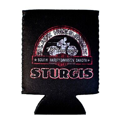 2018 Sturgis Harley-Davidson 78th Rally Can Coozie