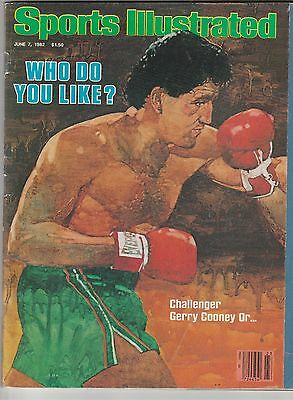 aabbc6d0a1b5e BOXING SCENE MAGAZINE Larry Holmes Gerry Cooney Marvin Hagler ...