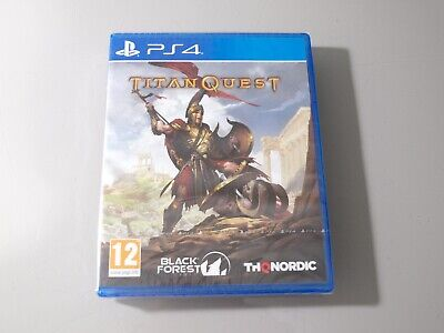 Titan Quest Neuf Sous Blister Sony PS4