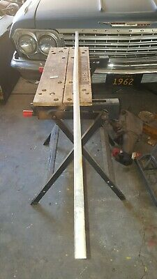 1963 Chevrolet Impala Station Wagon Tailgate Lower Moulding