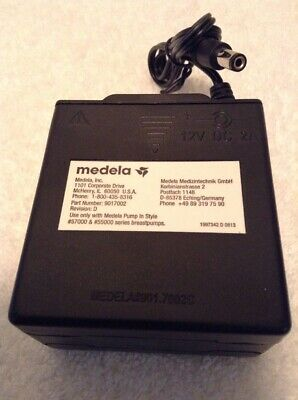 NEW Medela 9017002 12V AA Battery Pack for Pump in Style 57000 55000 Breastpump
