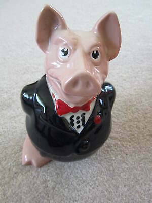 Wade Natwest daddy Pig Sir Nathaniel Westminster complete with stopper